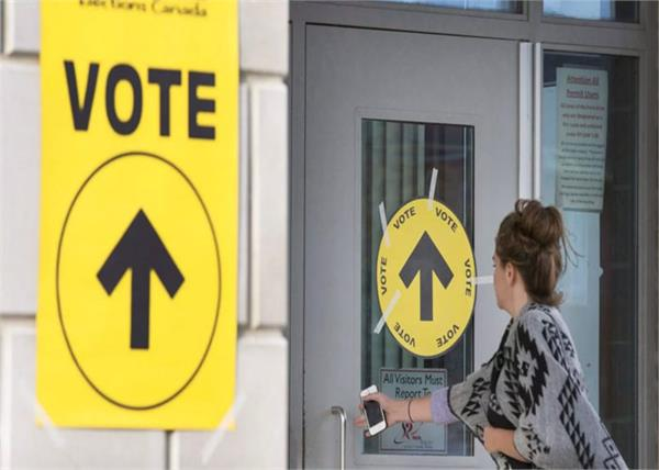 advanced polling in canada