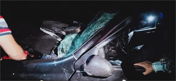 father of 3 daughters died in road accident