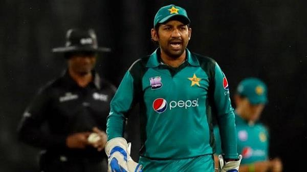 sarfraz  will remain at the top of the central contract