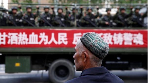 new york times opens china poll after detaining more than 1 million muslim