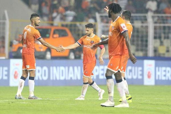 indian super league  goa fc defeats mumbai city fc