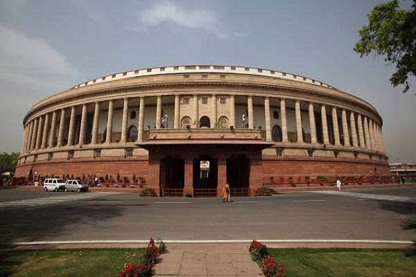 new delhi parliament winter session start