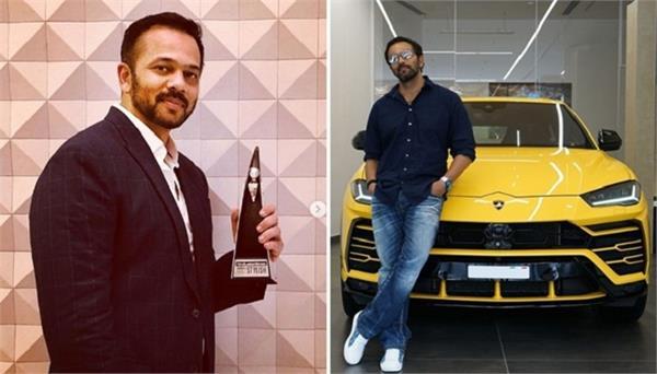 rohit shetty becomes proud owner of rs 3 crore bright yellow lamborghini urus