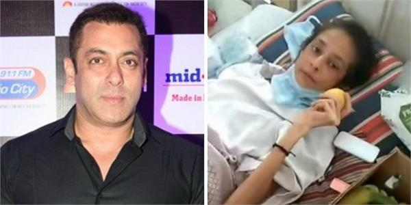 salman khan gave me new life  says veergati co star pooja da