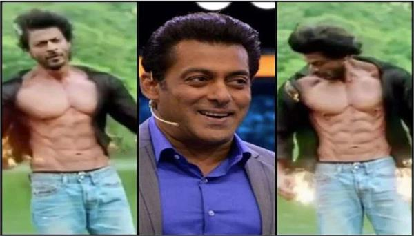 salman khan aishwarya rai shahrukh khan salman khan makes fun of shahrukh khan