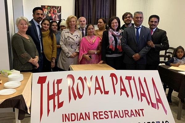 italy  royal patiala indian restaurant