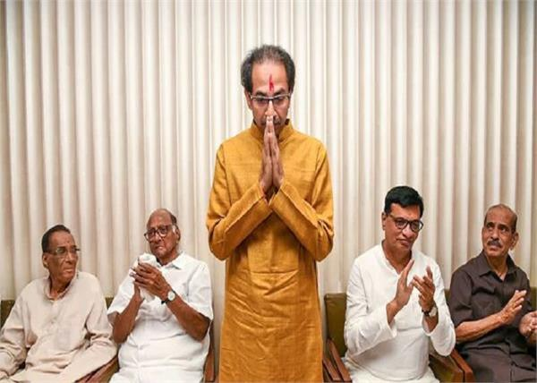 shiv sena uddhav thackeray chief minister congress