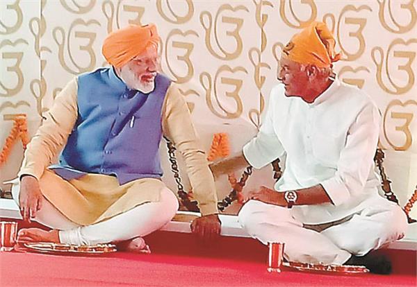 sunil jakhar  narendra modi