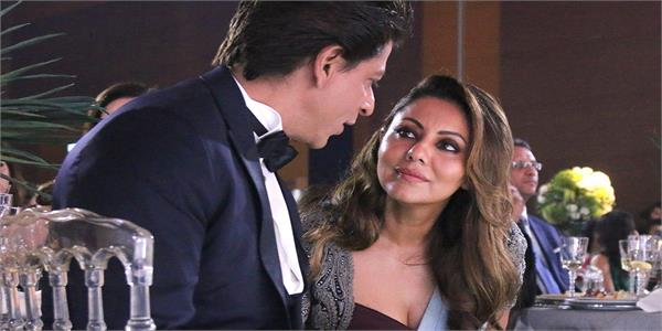 shah rukh khan and gauri khan love story