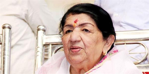 lata mangeshkar condition critical