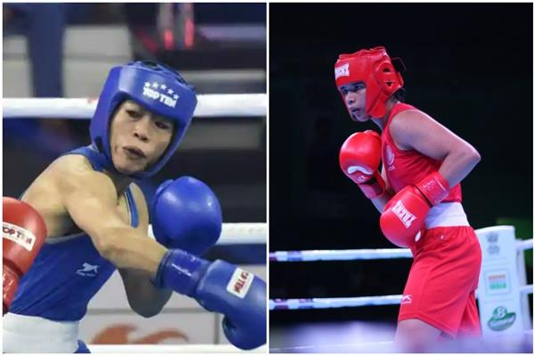 boxing  s olympic qualifiers  trials in all women categories on dec 29 30