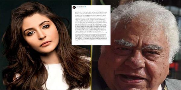 ill intended lies anushka sharma reacts to farokh engineer s claims