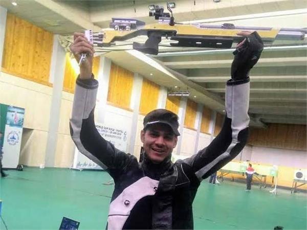 divyansh singh panwar wins gold at shooting world cup final