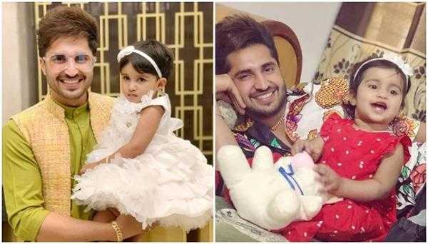 jassie gill shared pics on his instagram account with roojas kaur gill