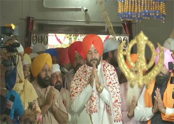gurdwara nanaksar verka navjot singh sidhu amritsar