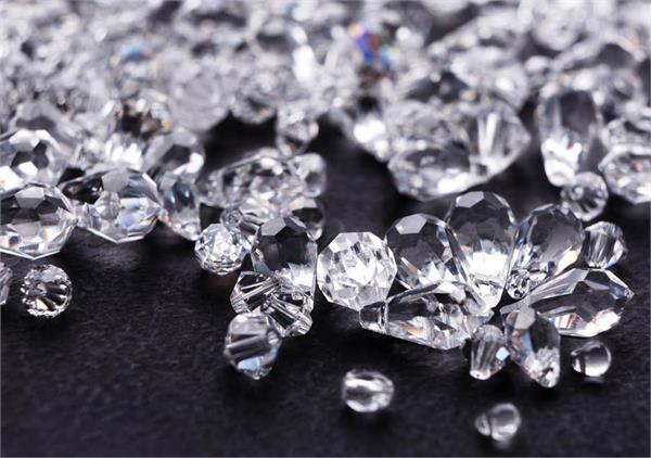 diamond exports