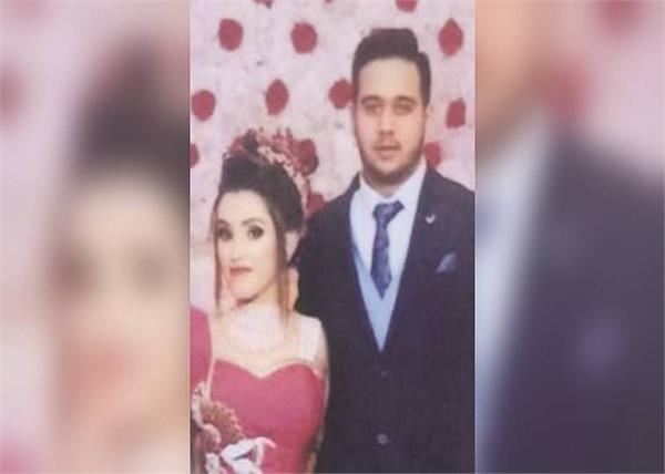 delhi love marriage 8 months wife murder