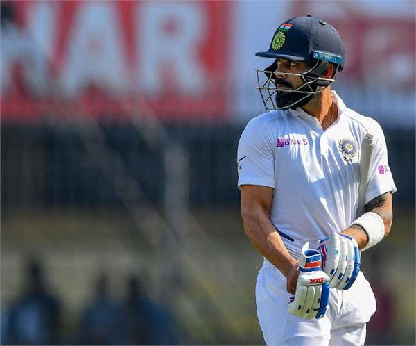 indian captain kohli out on 0 on 10th time in test cricket
