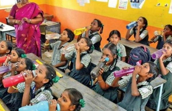 kerala schools starts water break