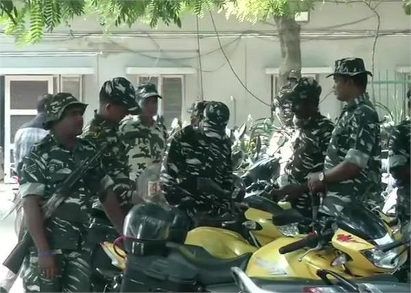 delhi court police crpf