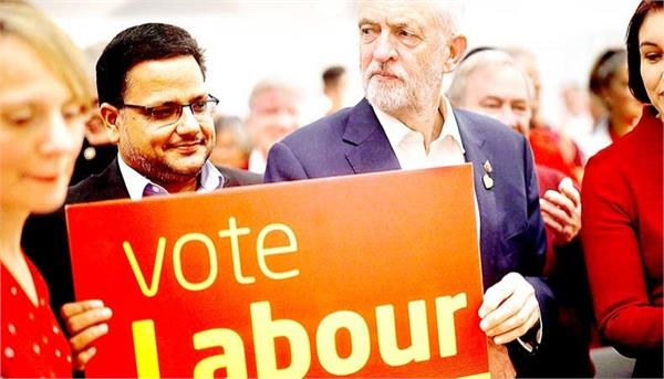 britain  s labor party in an attempt to persuade indian voters