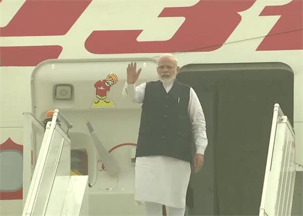 narendra modi leaves for brazil 11th brics summit