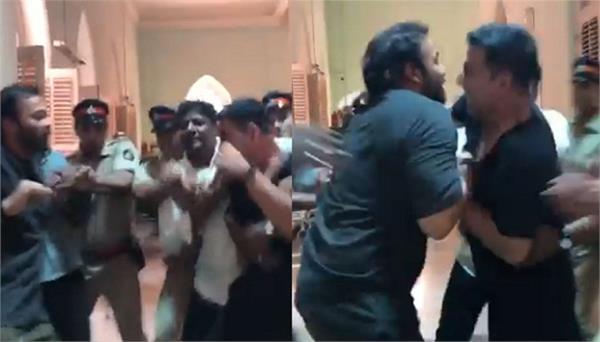akshay kumar fighting with rohit shetty katrina