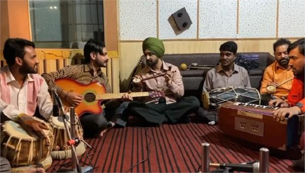 diljit dosanjh share lal chand yamla jatt video