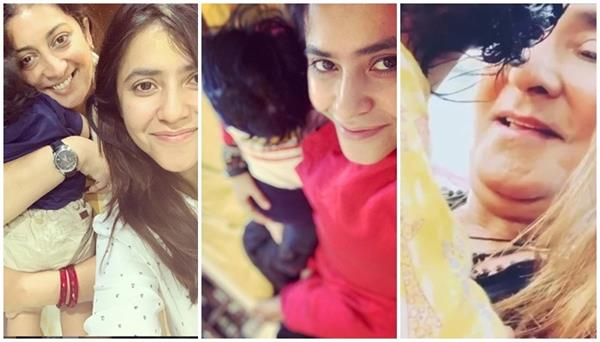 ekta kapoor shares children s day special video