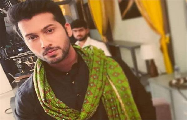 namish taneja suffers electric shock while during vidya serial shoot