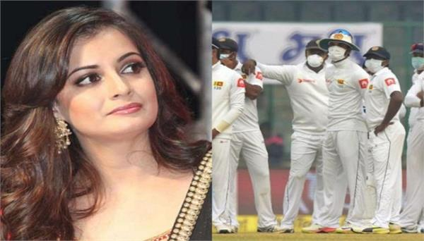 dia mirza slams bcci for conducting the match in delhi for this reason