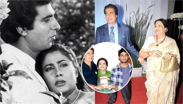 raj babbar celebrates his wedding anniversary with wife nadira babbar