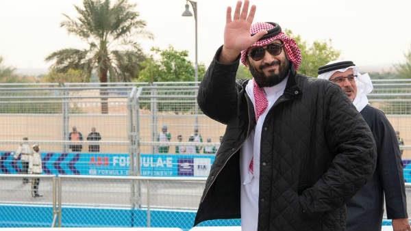 saudi crown prince mohammed bin salman flaunts his new look