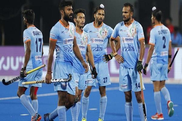 india host men hockey world cup