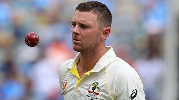 josh hazlewood excited to bowl with the pink ball in his 50th test