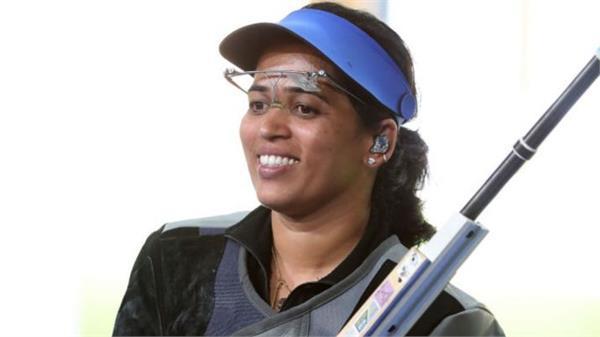 tejaswini bags india  s 12th olympic quota in shooting
