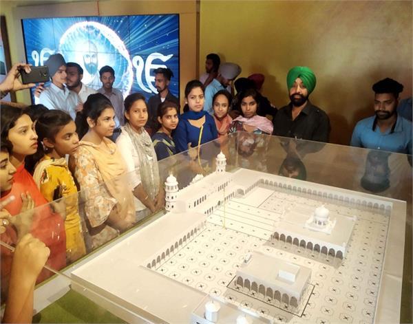 batala  digital museum  sri nankana sahib