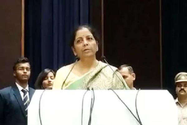 faridabad finance minister nirmala sitharaman