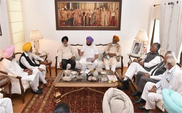 550th prakas purab  captain amarinder singh  all party meeting