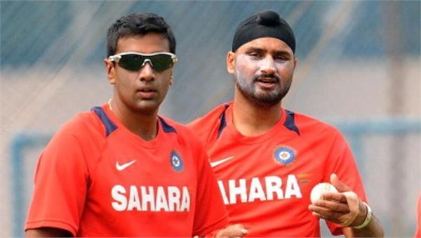 ashwin returns to limited overs cricket  harbhajan