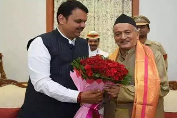 maharashtra  governor invites bjp to form government