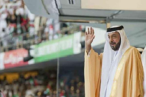 dubai approves fourth term of president sheikh aliya