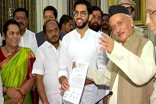 bjp refuse to make govt rajyapal invites to shiv sena