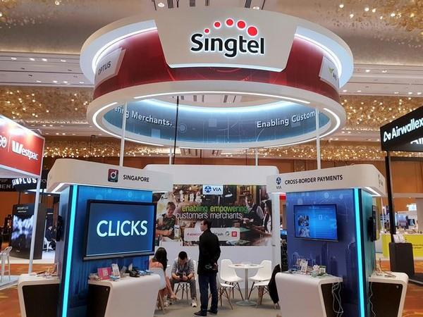 singtel posts first ever quarterly loss of sgd 668 million on airtel