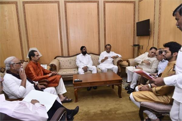 after the cabinet meeting uddhav said government will work for the public