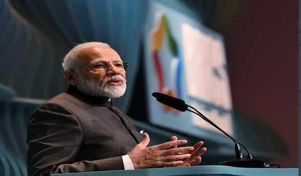 pm calls for drafting blueprint for cooperation between brics states