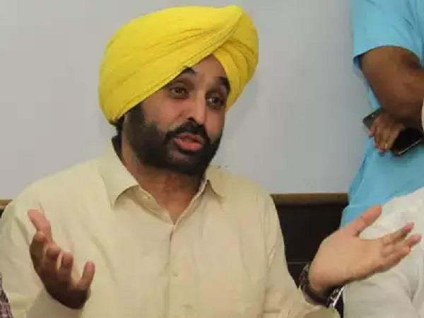 captain amarinder singh  bhagwant mann