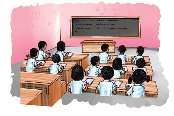 thousands of schools in the country are struggling of teachers