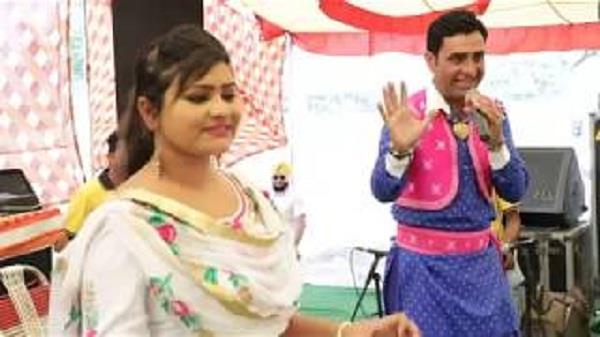 harjit sidhu and parveen dardi