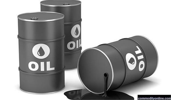 crude oil weakens  gold